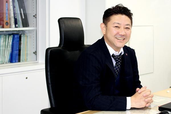 株式会社コジット代表取締役 久保慎一郎